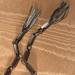 Vintage (60's?) Silver Belt/Necklace